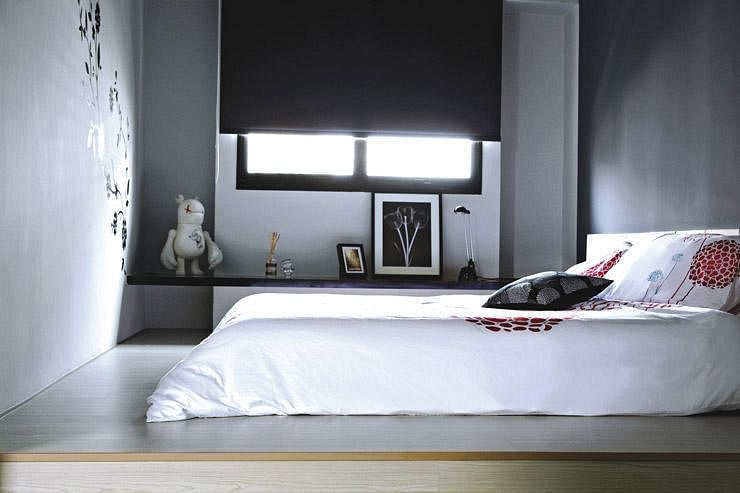 Here 39 s what 50 000 renovation can do for your hdb flat for Interior design 5 room flat singapore