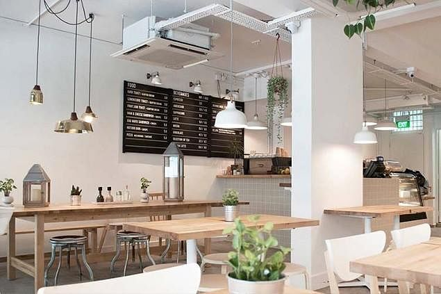 go cafe-hopping at these 9 minimalist cafes | home & decor singapore