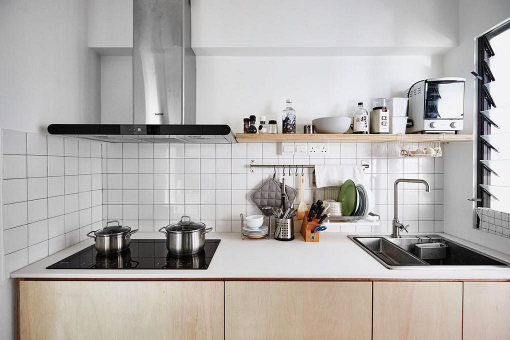 Superieur Kitchen Design Ideas: 7 Simple, Streamlined Practical Kitchens 1