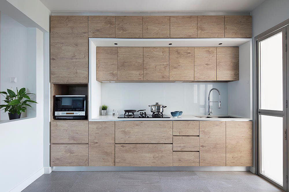 Kitchen Design Ideas 7 Simple Streamlined Practical Kitchens
