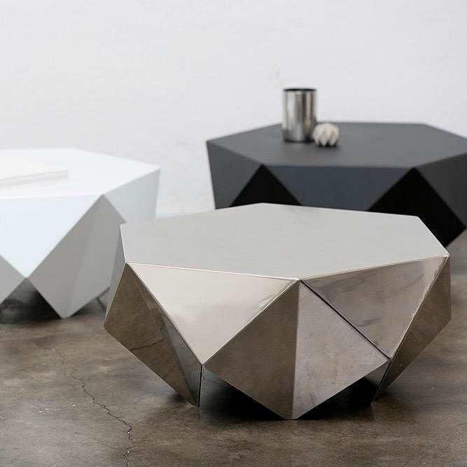 10 Coffee Tables With Unique Patterns And Shapes