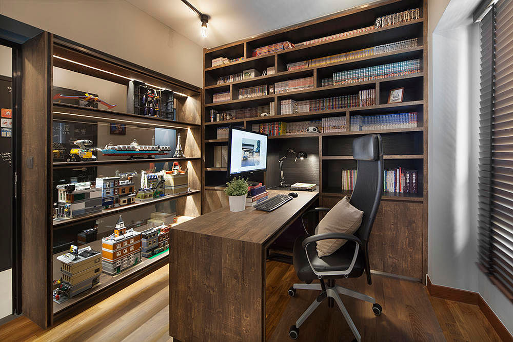 home office design ideas different ways to position your