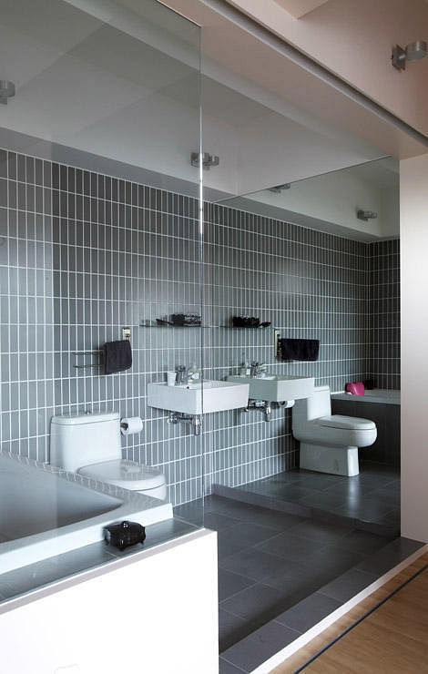 Bathroom Design Ideas 8 Minimalist Spaces In Hdb Flat Homes Home Decor Singapore