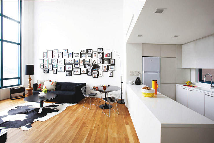 House Tour White And Bright Two bedroom Loft Apartment In