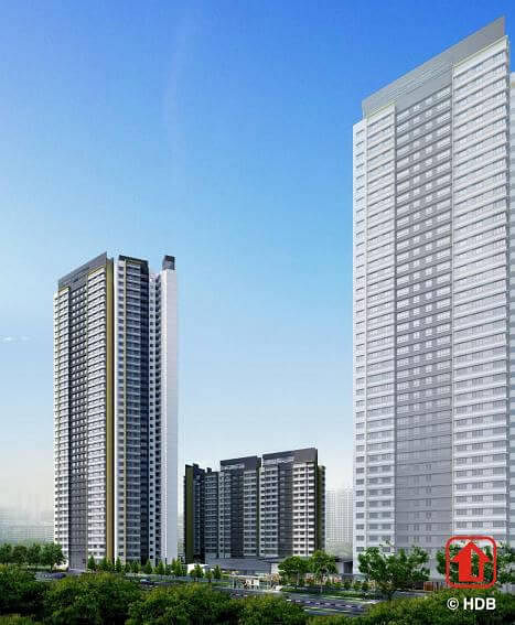 HDB BTO Feb 2017 Launch: 4,056 Flats In Clementi, Tampines