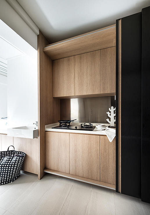 Kitchen design ideas: 10 simply stylish wood-tone HDB flat kitchens 5