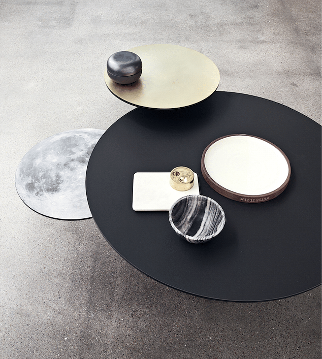 Kuhl Marble Coffee Table: Furniture Trends 2017 — Metals And Nature-inspired