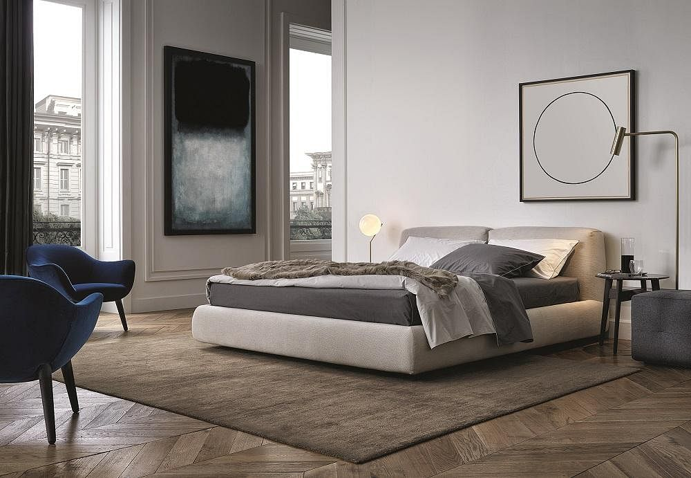 shopping 7 contemporary beds for a stylish modern bedroom 16268 | 59154 poliform bolton bed