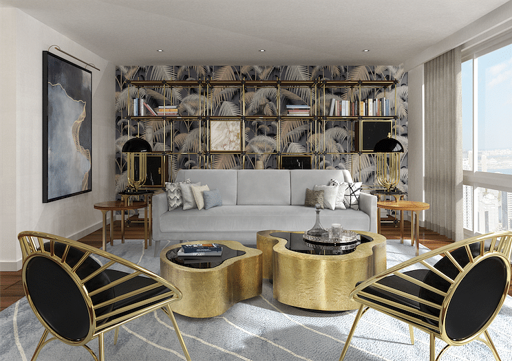House Tour Luxurious And Modern Apartment With Opulent