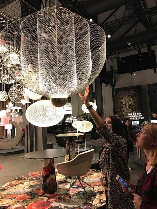 Photo gallery salone del mobile milano milan furniture for Home decor milano