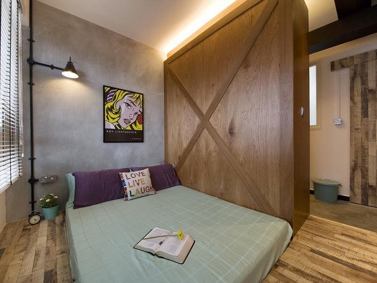 House tours 10 four room hdb bto home designs home for 4 room bto design ideas