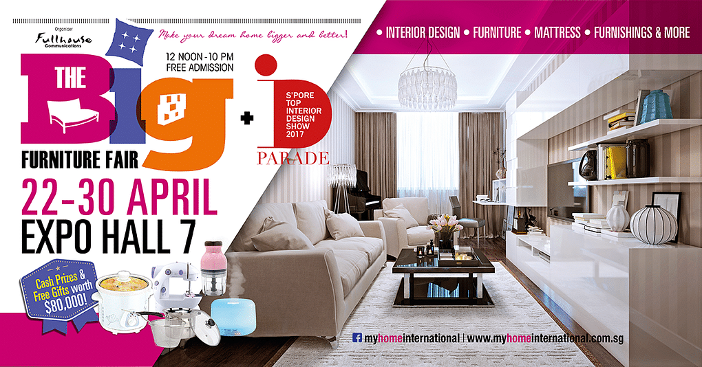What To Do This Weekend 21 April 23 April Home Decor Singapore