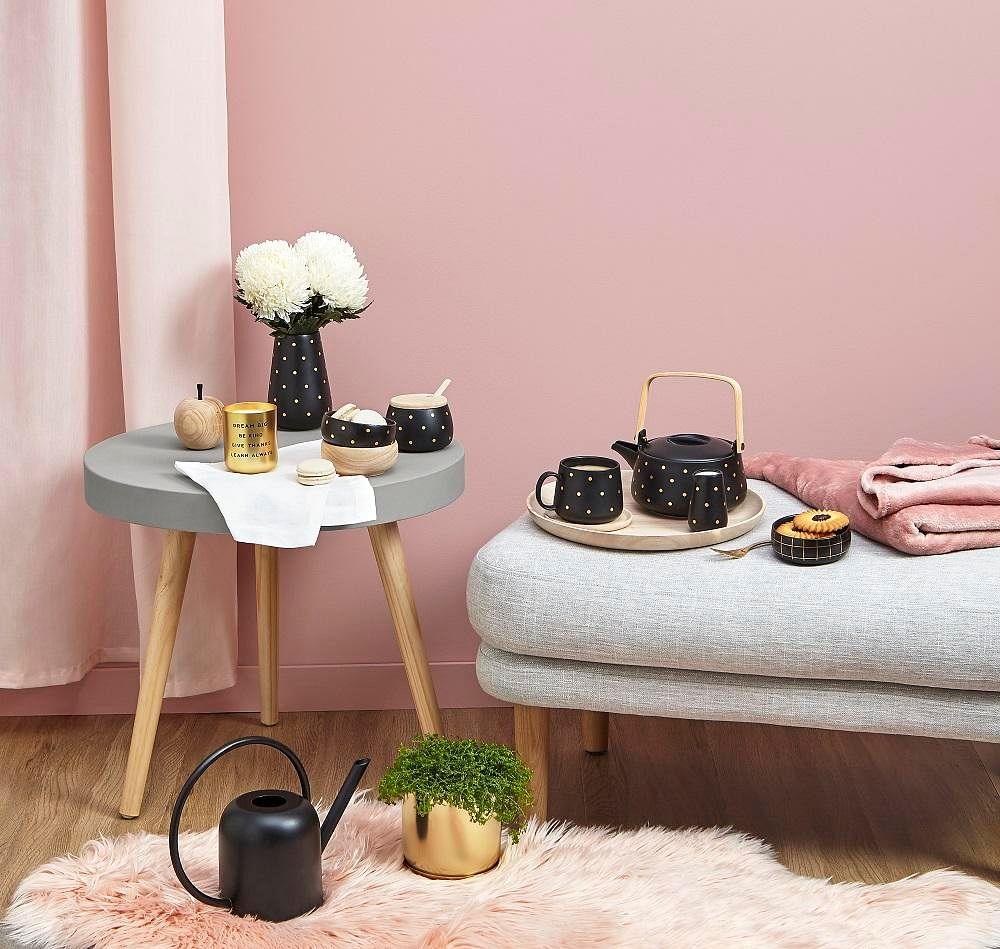 Shopping Trendy Black And Gold Tone Kikki K Tableware And