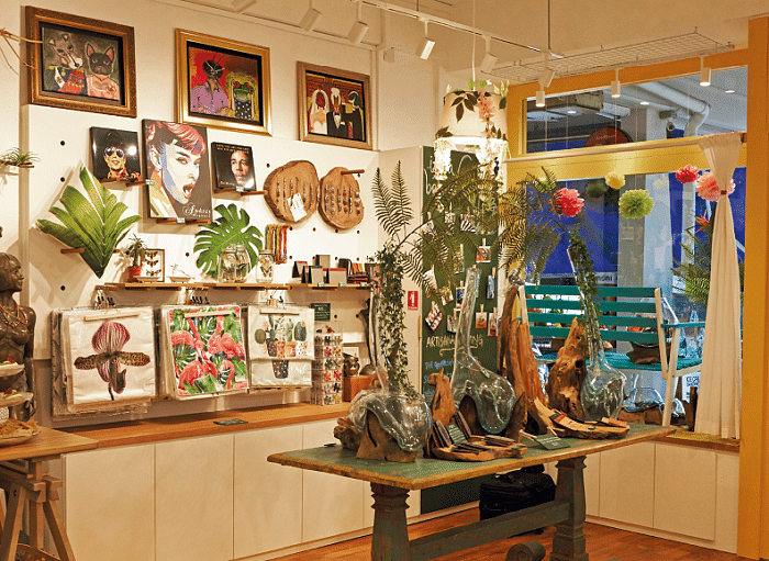 nid d oiseaux home accessories store in changi village