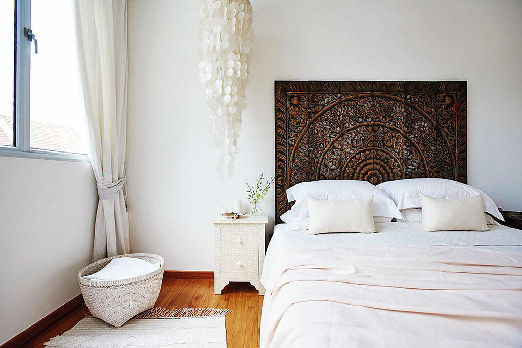 6 beautifully accessorised bedrooms 6