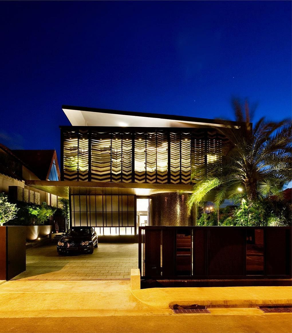 House Tour: A Singapore House Inspired By The Japanese