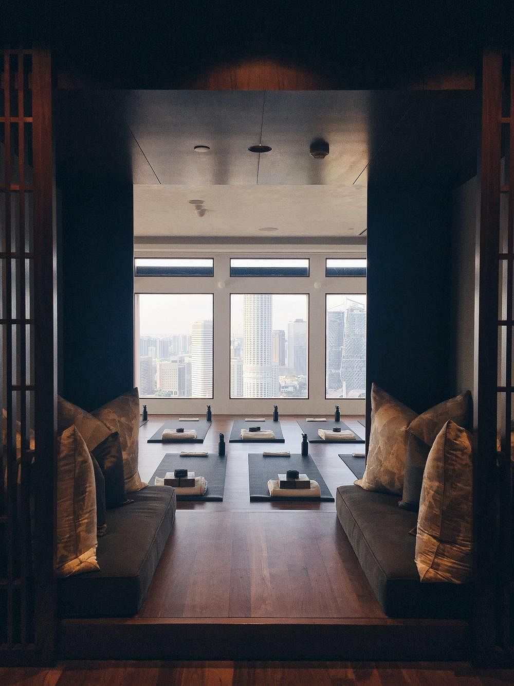 Check out: The Yoga School — CBD yoga studio with spa or hotel-like spaces and amazing views 4