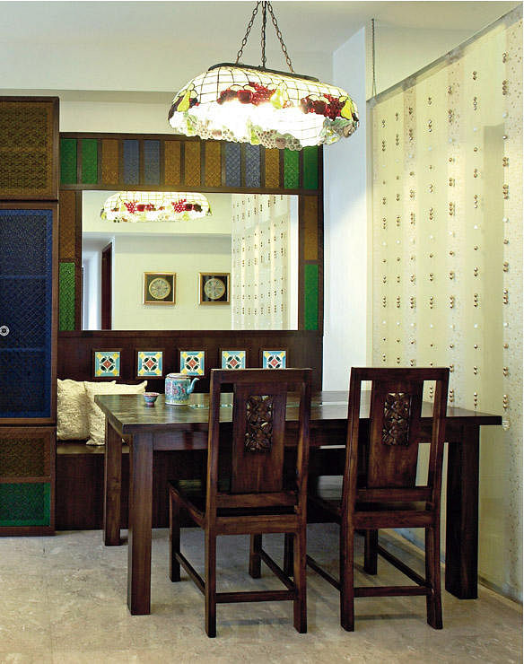 8 homes with retro inspired interiors home decor singapore - Channel home design ...