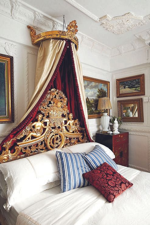 7 impressive european style bedrooms in singapore home decor singapore - European inspired home decor photos ...