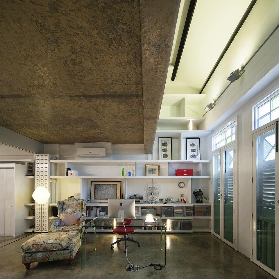 House Tour: Joo Chiat Shophouse Apartment Transformed Into