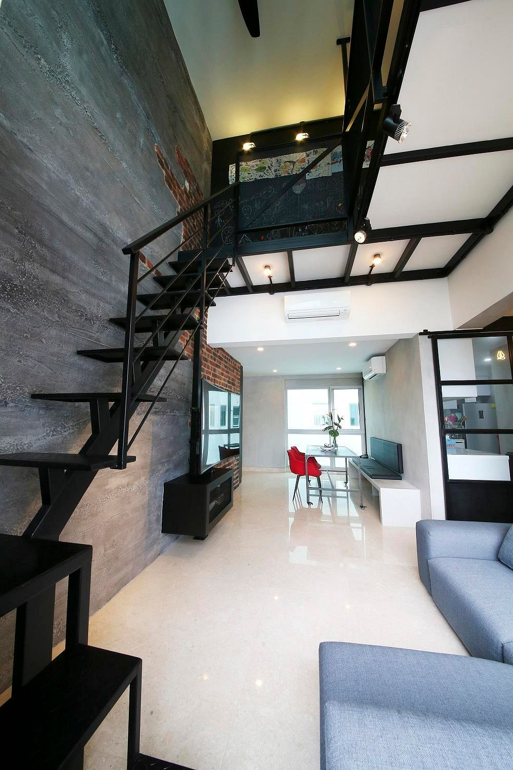 Renovation 6 Staircase Design Ideas As Seen In Singapore