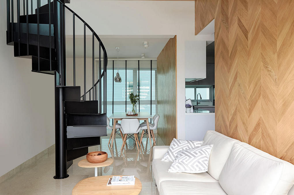 Renovation: The best staircase types for compact spaces 1
