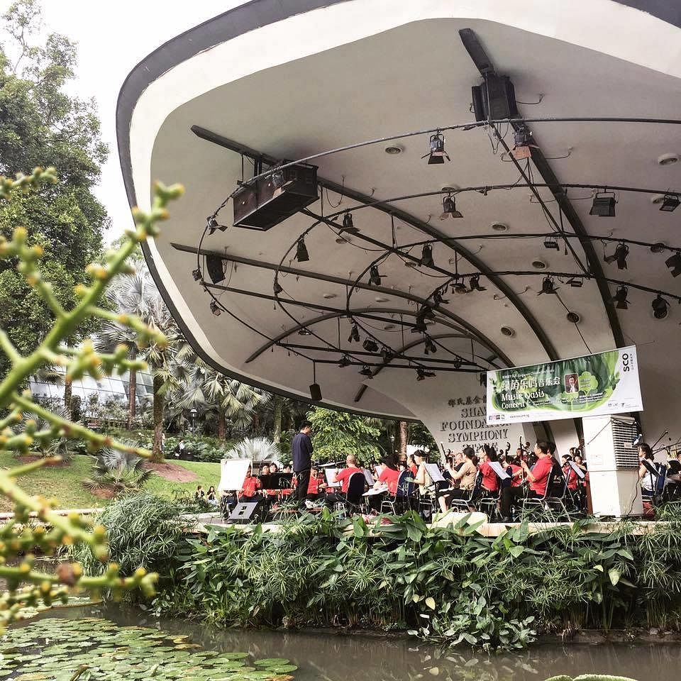 Music oasis by singapore chinese orchestra