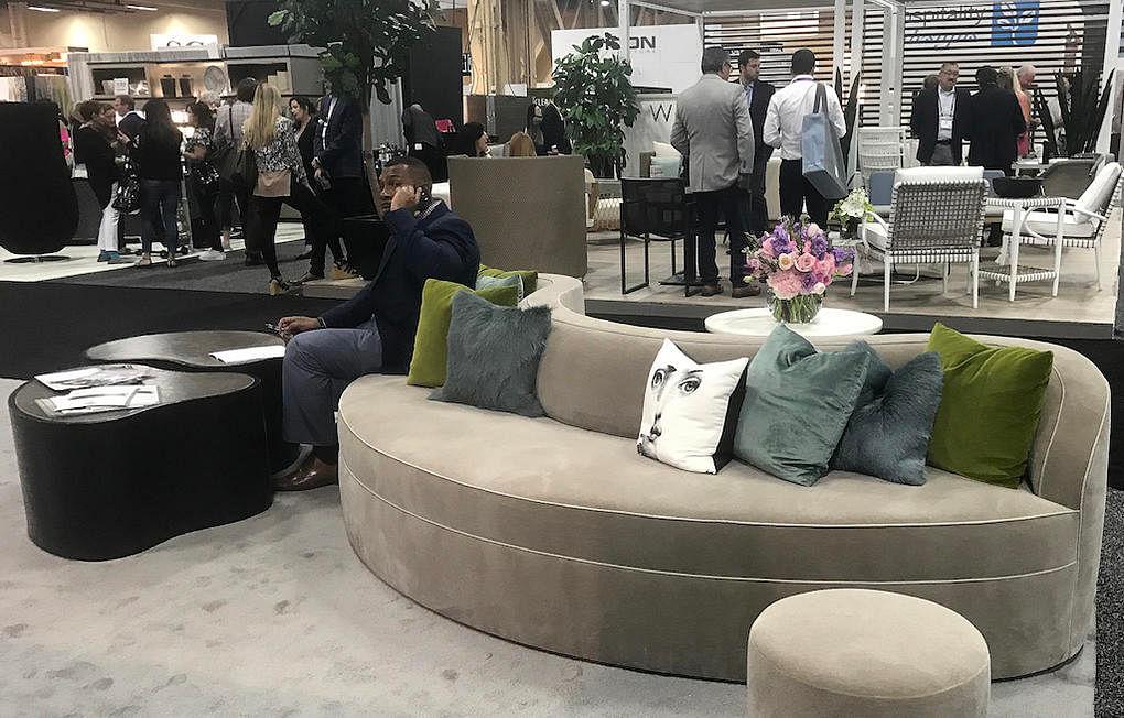 Nikki hunt 4 key trends seen at the hospitality design for Home decor las vegas