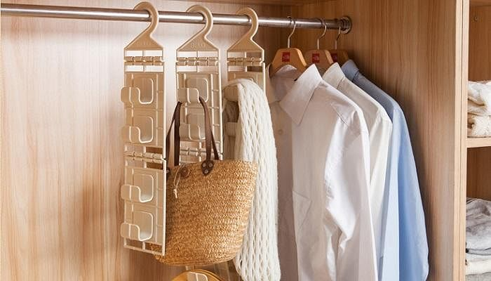 Home tips: 10 smart hacks to organise your walk-in wardrobe 2