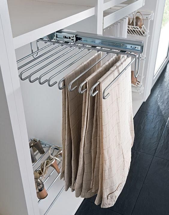 Home tips: 10 smart hacks to organise your walk-in wardrobe 6.