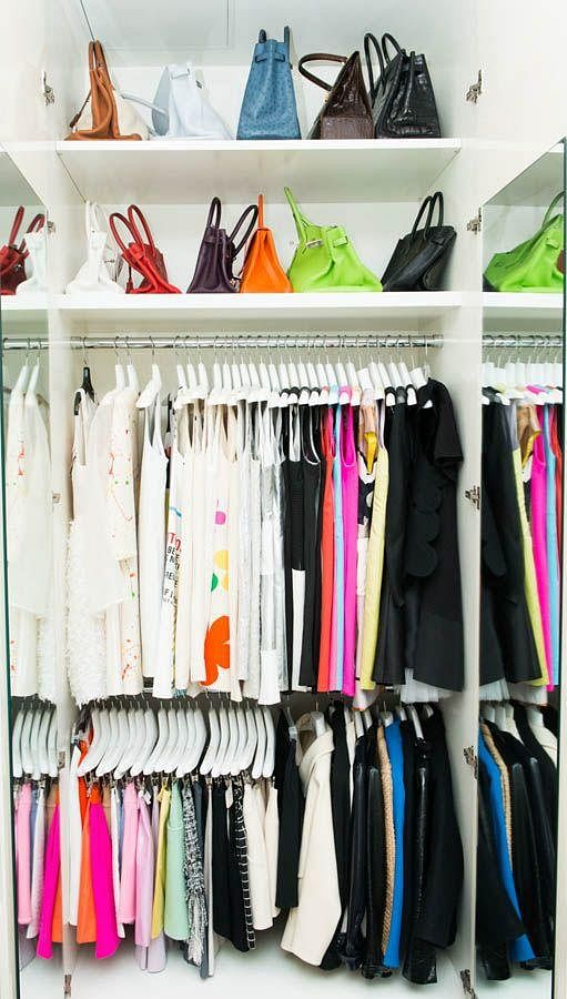 Home tips: 10 smart hacks to organise your walk-in wardrobe 9