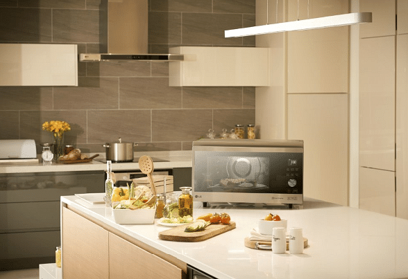 5 Microwaves To Consider For Your Modern Kitchen Home
