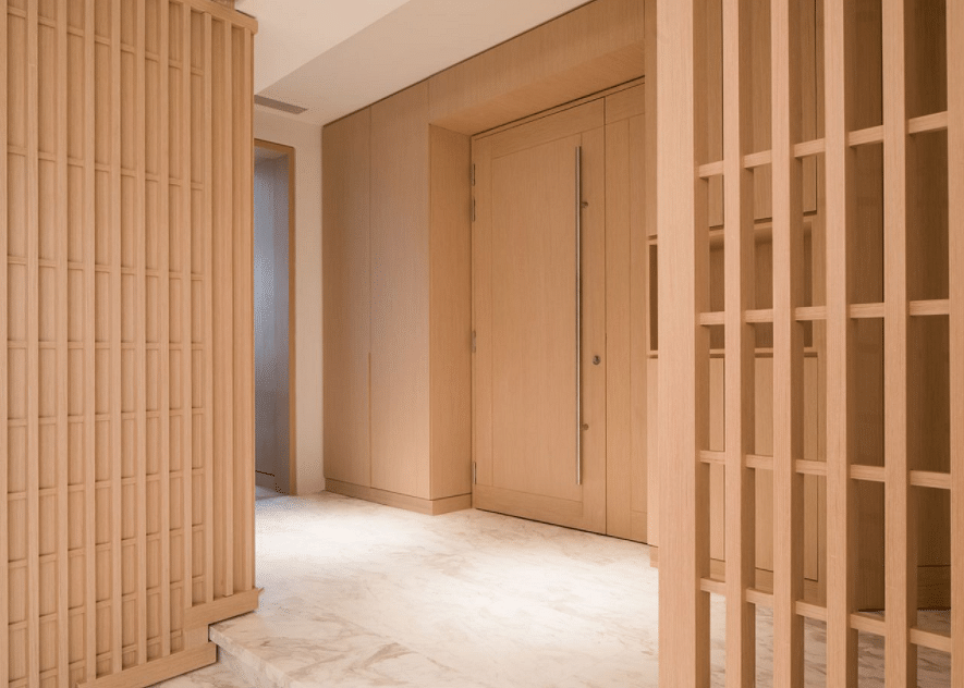 The Result Is A Home That Epitomises The Japanese Minimalist Look, With A  Modern Twist.