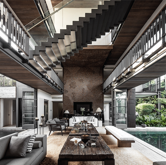Colonial Interior Design Singapore: 7 Resort-style Homes That Are Perfect For Nature Lovers