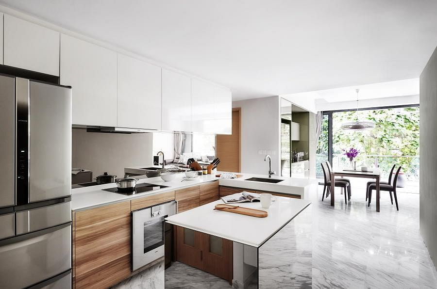 Renovation: How to plan your kitchen and the best layout for your home 8
