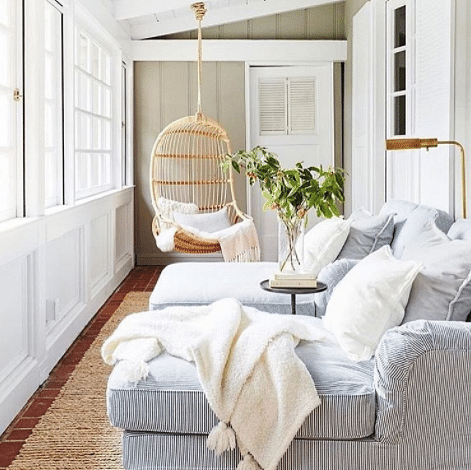 6 Stylish Swing Chairs You Can Lounge In Home Amp Decor