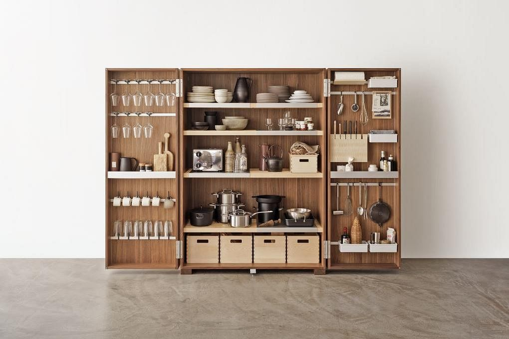 Renovation: Stylish and functional kitchen storage systems and furniture 3