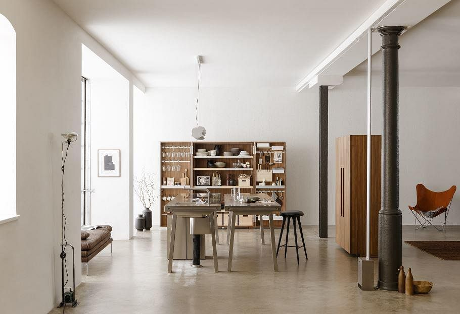 Renovation: Stylish and functional kitchen storage systems and furniture 2
