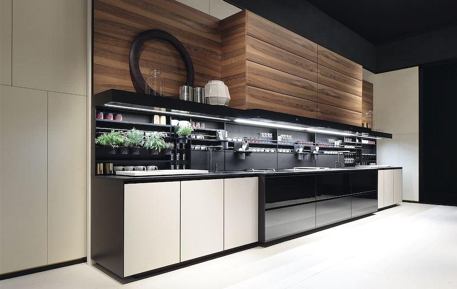 Renovation: Stylish and functional kitchen storage systems and furniture 17