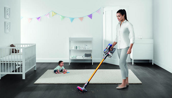 Cleaning tools dyson v8 fluffy