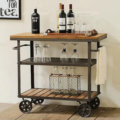 Bar Cart Carou 2