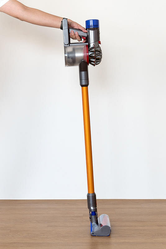 An Expensive Vacuum Cleaner, But One