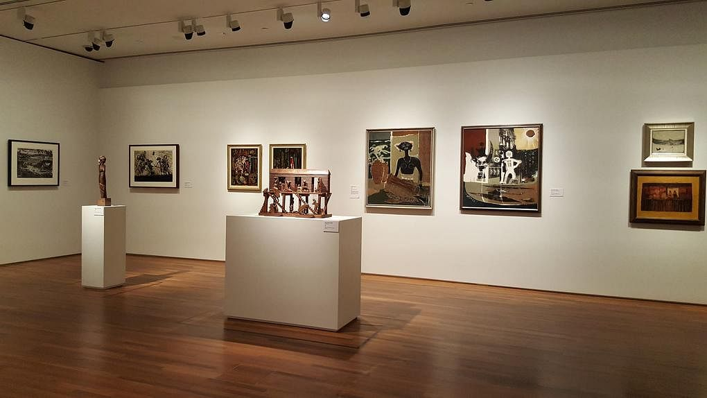The story of singapore art 1950s to the 1970s