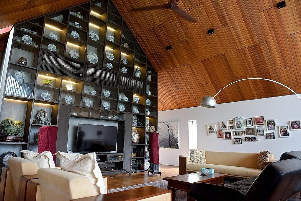 3 Amazing Bungalow Homes In Singapore By Ad Lab Timur Designs And