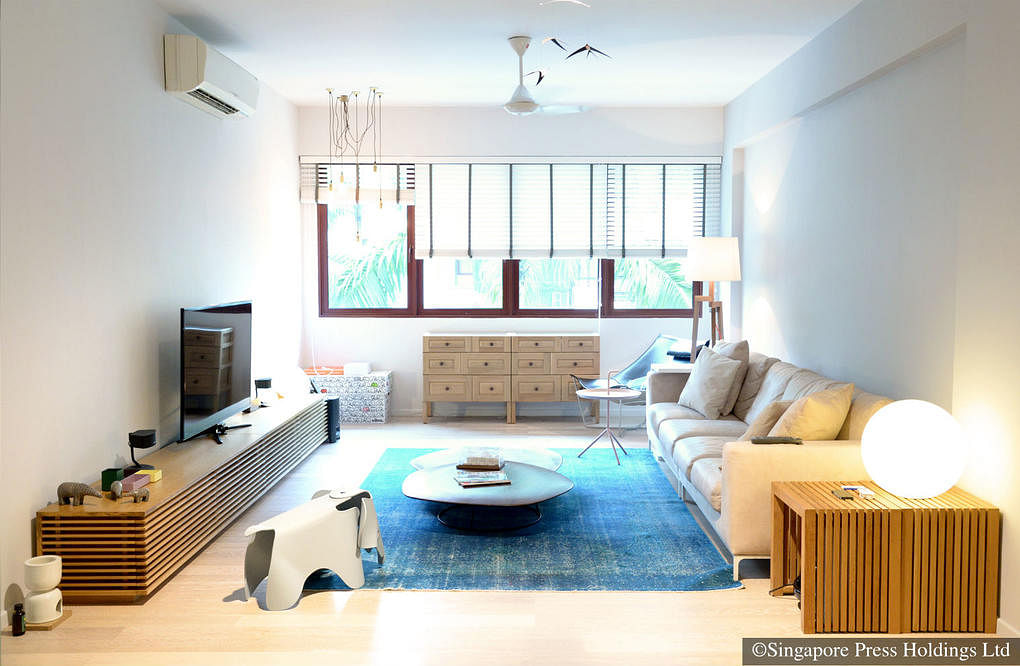 Homes of grafunkt 39 s co owners nathan yong and jefery for Teng yong interior design decoration