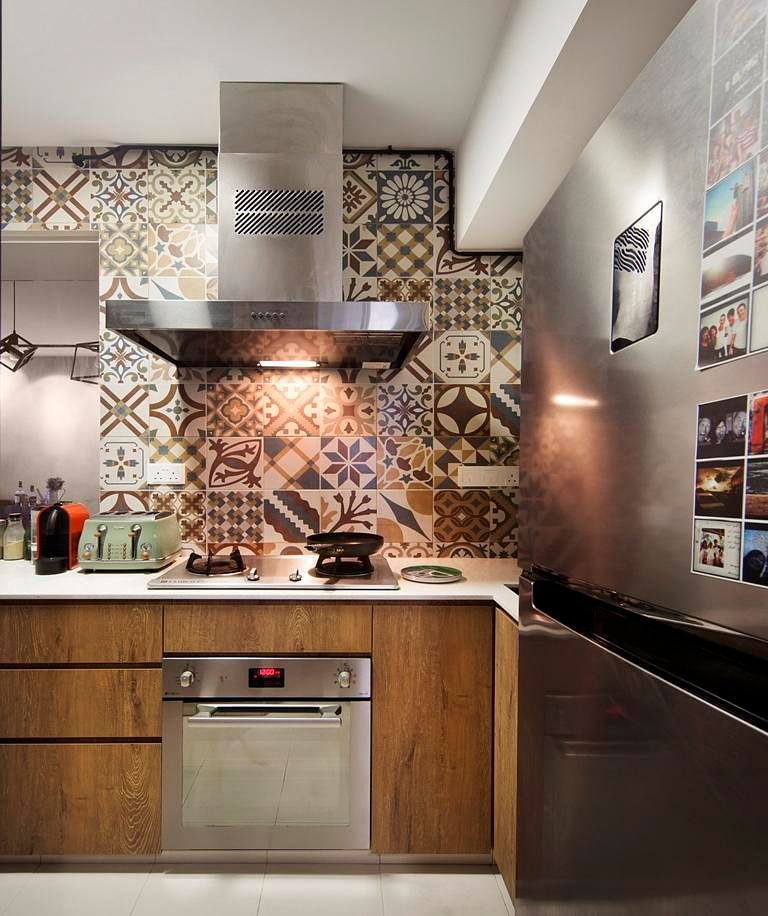 Kitchen Design Articles: Kitchen Design Ideas: 6 Kitchens With Bold Looks And