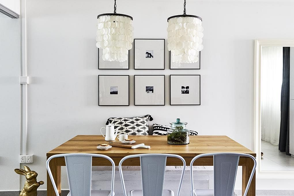 Simple dining areas aart boxx interior
