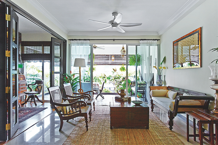 Inimitably Indian Two Homes Furnished In Vintage Indian