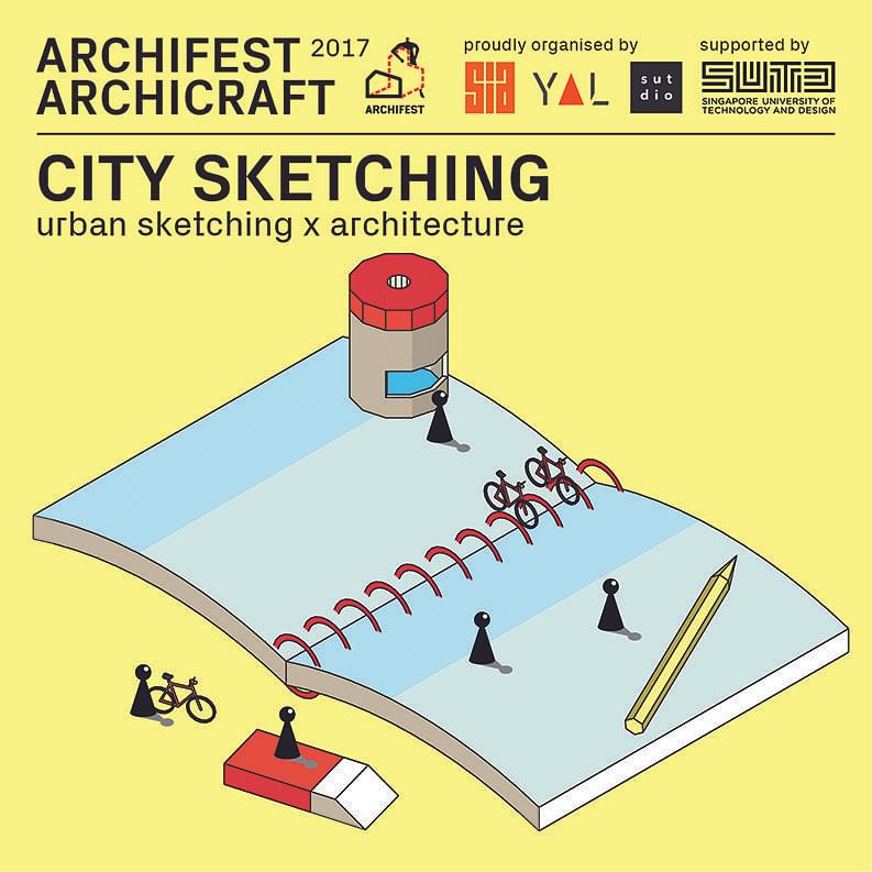 City Sketching by Archifest