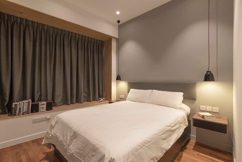 House tour a simple minimalist d 39 leedon condominium for Minimalist condo interior